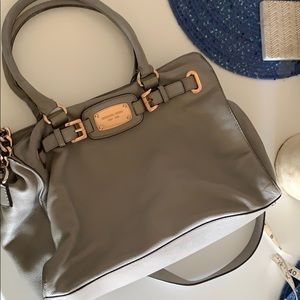 Michael Kors genuine leather bag